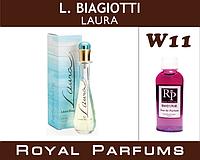 Духи на разлив Royal Parfums (Рояль Парфюмс)  L.Biagotti «Laura» (Лаура Биаджотти Лаура)35 мл №11