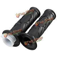 Рули дроссельной заслонки перекручивания трубки зажимает 22mm 7 / 8inch универсальный мягкий резиновый мотоцикл
