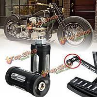 2шт ЧПУ Edge вырезать переключения привязки для Harley Sportster Softail Электра скольжения DYNA