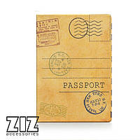 Обложка для паспорта Открытка