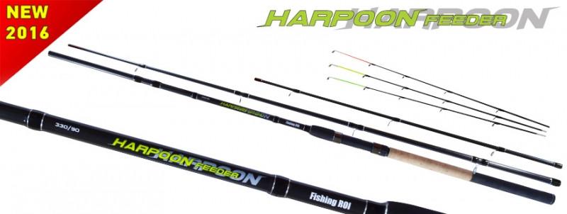Удилище Fishing ROI Harpoon Feeder 360 120g