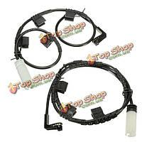 Передняя + задняя Датчик диск brakepad для BMW MINI R55 R56 R57 34356789329 34356789330