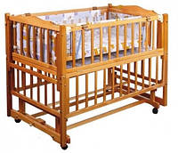 Детская кроватка Geoby H-452
