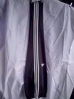 Спортивные штаны мужские ЗАУЖЕННЫЕ ADIDAS НОРМА 46-54р ЭЛАСТИК качественные купить
