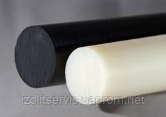 Полиацеталь стержень от 10 до 200 мм черный (1000 мм)