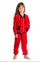 Спортивный костюм 100-140р велюр на девочку модный купить в Одессе оптом дешево в школу