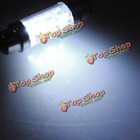 Купол 8 LED интерьер автомобиля свет лампы лампы 39 мм холодный белый 12В
