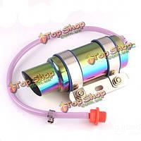 Мотоциклы части охладитель масла радиатор для GY6 или впускной 1.8cm двигателя