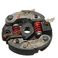 47cc 49см 2 обувь раса сцепления & пружин для ATV квада minimotor грязи