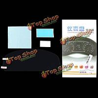 Приборной панели автомобиля защитная пленка декоративные наклейки для седьмого поколения Тойота Камри 12-13 автомобилей