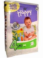Подгузники Bella Happy Baby Maxi 4 (8-18 кг) 66 шт