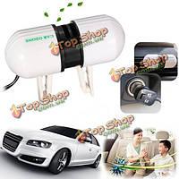 Мини свежий воздух ионизатор кислородный бар озона очистители Омолаживающий генератор для автомобиля авто