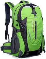 Рюкзак для города 30л Peng Wel зелёный