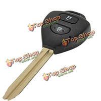 Дистанционный ключ брелок Shell 2 кнопки для Тойота Камри Королла хайлюкс Прадо