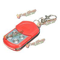4 кнопки электрические гаражные ворота двери брелока дистанционного управления 433МГц клонирование красный
