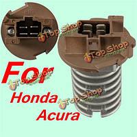 4-контактный заднего вентилятора res мотор транзистор резистор для honda acura