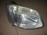 Фара правая электро б/у на Citroen Berlingo, Peugeot Partner год 2002-2008