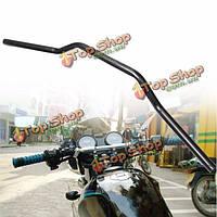 7/8-дюймов 22мм алюминиевый мотоцикл руль смеситель для Honda Suzuki Yamaha Дукати поплавок