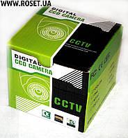 Аналоговая (купольная) камера видеонаблюдения Digital CCD Camera 349 (3,6 мм)