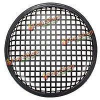 8-дюймов сабвуферный динамик покрывает черная сетка решетки защищают гвардия