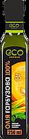 Масло тыквенное 100% EcoOlio холодный отжим, 250мл