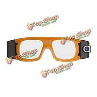 At80 автомобиля DVR камеры HD спортивные солнцезащитные очки пинхол скрытая DVR