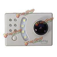 Suptig камер GoPro hero2 следует sdv500 формате HD 1080p водонепроницаемый спорт автомобильный видеорегистратор камеры DV