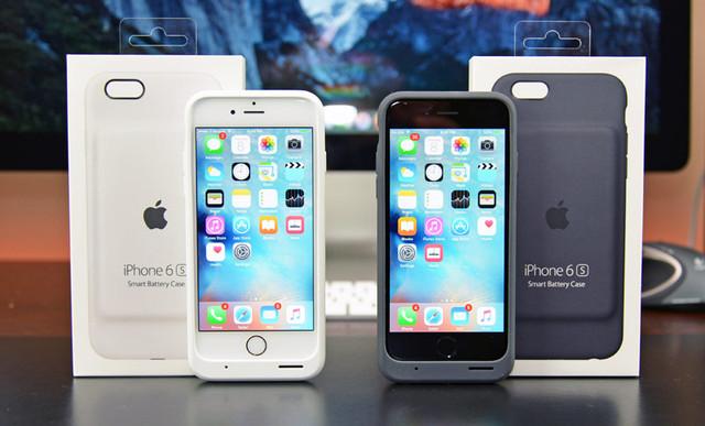Новый чехол от Apple