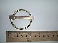 Шплинт быстросъемный с кольцом  d 6 (шт.)