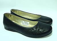 Подростковые туфли для девочек. Размер (32-36) опт., фото 1