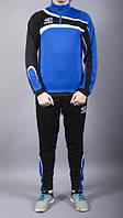 Костюм тренировочный Europaw TeamLine сине-черный