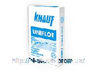 Шпаклевка Унифлотт (Uniflott) Knauf, 25 кг