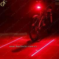 """Лазерная фара для велосипеда - """"Laser Tail"""""""