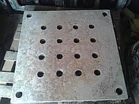 Изделия из огнеупорного бетона по чертежам