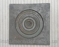 Плита печная чугунная 1-конфорочная (400х400 мм), фото 1