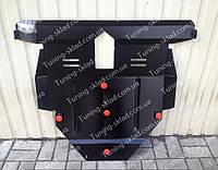 Защита двигателя БИД Ф3 (стальная защита поддона картера BYD F3)