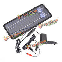 12V 3.5w Poly Silicon Solar Panel Car Battery Charger For Car/Truck