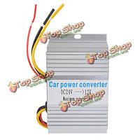 24В~12V автомобиля мощности понижающего трансформатора Номинальная мощность Current10А