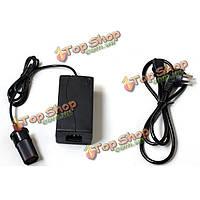 12В автомобильный инвертор преобразователь автомобильный адаптер питания 60Вт 13-4b808 черный