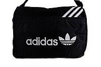Спортивная сумка через плечо с логотипом Adidas 303259, фото 1