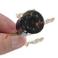 HD 8 LED ночного видения CMOS камера водонепроницаемая заднего резервного копирования