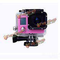 1080р HD Wi-Fi спорт камеры водонепроницаемый DV 170° широкий угол лен