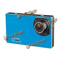 Автомобильный видеорегистратор gt700 HD видео (1080p) 3,0-дюймовый ЖК-датчик силы тяжести камера ночного видения