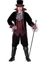 Прокат карнавального костюма Вампир
