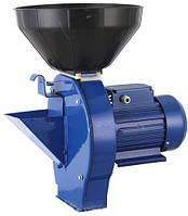 Зернодробилка бытовая электрическая Млин-ок 1: 4 сита, бункер 5 л, механизм молотки, 22 кг