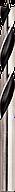 Сверло по дереву 8х77х117мм DIAGER