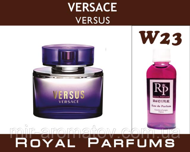 Женские духи на разлив Royal Parfums Versace «Versus»  №23  50 мл