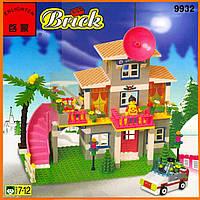 Brick Конструктор Загородный дом 9932