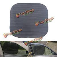 1 пара наклейка защита Windows 42x38см ультрафиолета пвх Керстен антистатик автомобиль тень фильм солнце