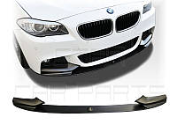 Элерон губа сплиттер тюнинг обвес BMW F10 M Sport Paket в стиле M-Performance